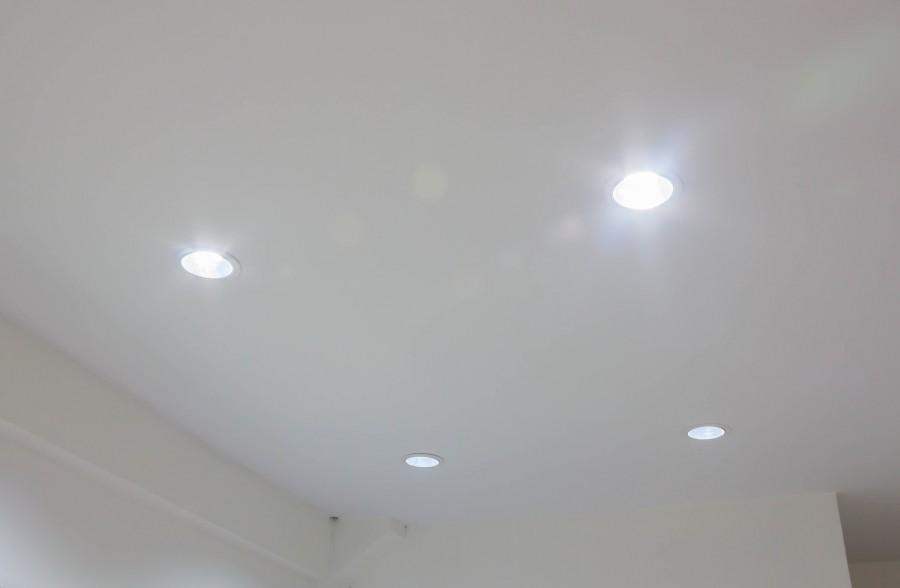 mennyezeti spot lámpa beépítése ár