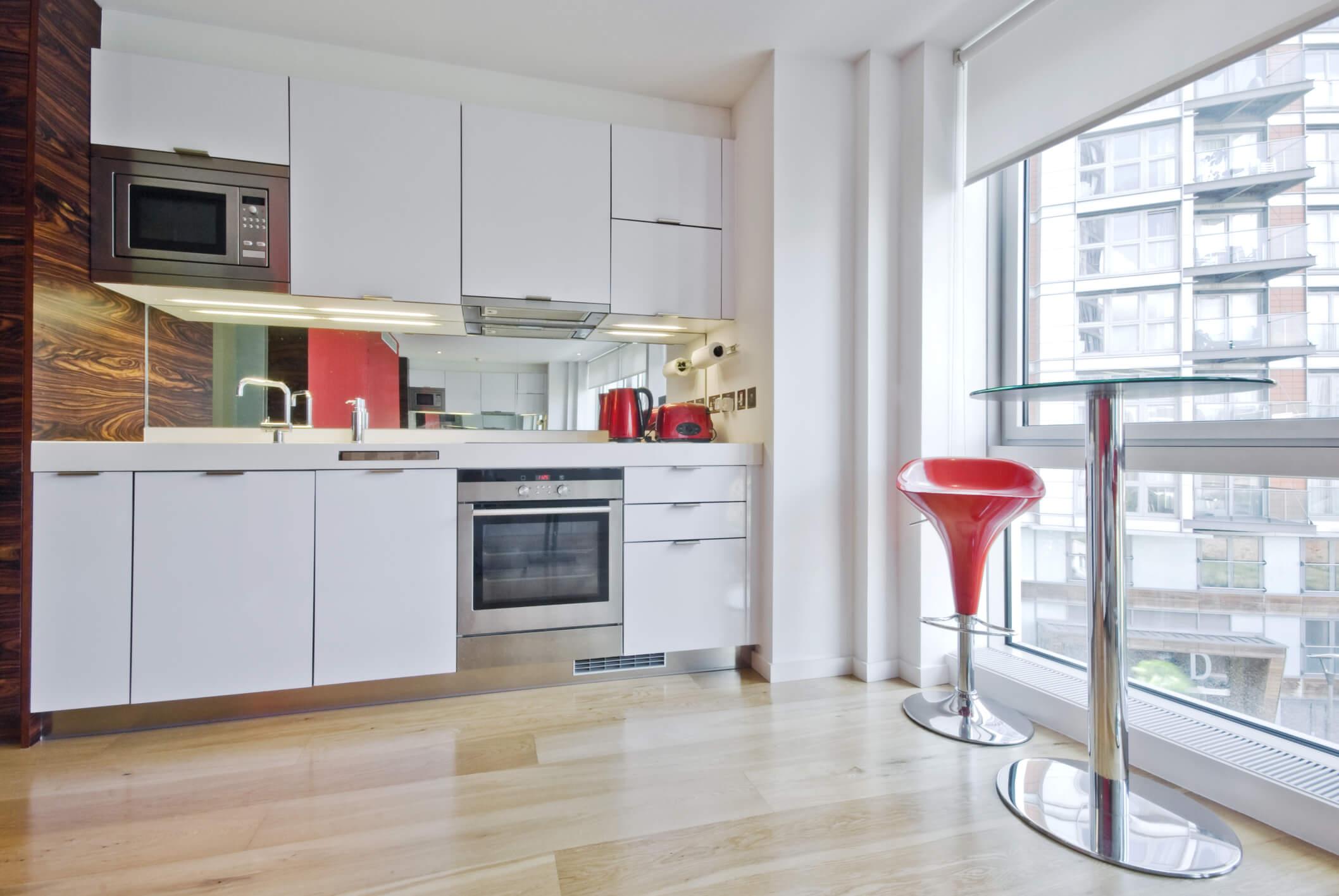 Praktiker Ötletek - Tehetünk laminált padlót a konyhába?